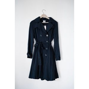Anthropologie Fayette trench coat